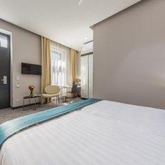Отель President Венгрия, Будапешт - 10 отзывов об отеле, цены и фото номеров - забронировать отель President онлайн комната для гостей фото 4