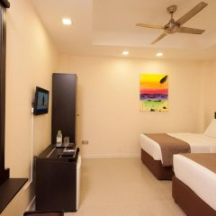 Отель Laguna Boutique Мальдивы, Мале - отзывы, цены и фото номеров - забронировать отель Laguna Boutique онлайн комната для гостей фото 4