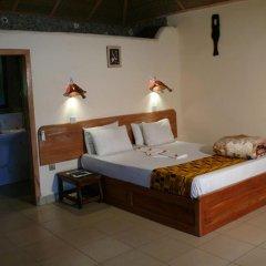 Отель Accra Lodge Номер Делюкс с различными типами кроватей фото 3