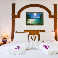Отель Baan Paradise 2* Улучшенный номер с различными типами кроватей