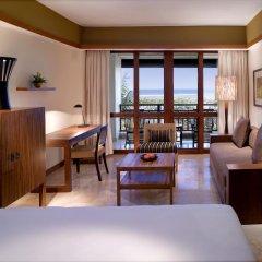 Отель Grand Hyatt Bali 5* Улучшенный номер с различными типами кроватей фото 5
