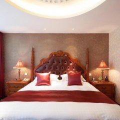 Howard Johnson Paragon Hotel Beijing комната для гостей фото 6