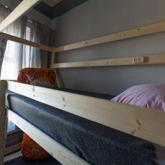 Artist Hostel na Kievskoy Кровать в общем номере с двухъярусной кроватью