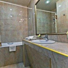 Гостиница Триумф 4* Улучшенный номер с различными типами кроватей фото 2