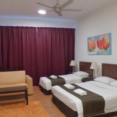 Отель Maytower Hotel & Serviced Apartment Малайзия, Куала-Лумпур - 1 отзыв об отеле, цены и фото номеров - забронировать отель Maytower Hotel & Serviced Apartment онлайн комната для гостей фото 3