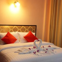 Krabi City View Hotel 3* Номер Делюкс с различными типами кроватей фото 6