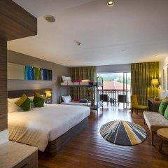Отель Novotel Phuket Karon Beach Resort & Spa 4* Стандартный номер фото 5