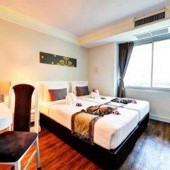Jomtien Garden Hotel & Resort 4* Люкс с различными типами кроватей