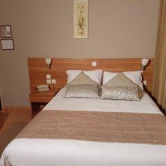 Hotel Glaros 2* Стандартный номер с разными типами кроватей фото 5