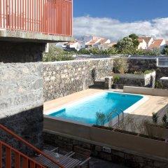 Отель Azorean Urban Lodge Понта-Делгада бассейн