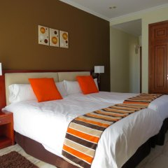 Hotel Anunciada Байона комната для гостей