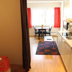 Ole Bull Hotel & Apartments 3* Студия с различными типами кроватей фото 3