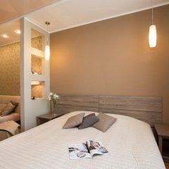 Апартаменты Максим Апартаменты с различными типами кроватей фото 8