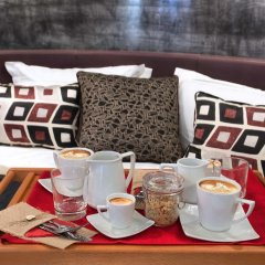 Отель Colonna Suite Del Corso 3* Полулюкс с различными типами кроватей фото 20