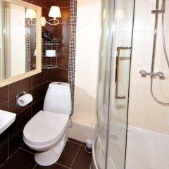 Гостиница Ананас ванная фото 2