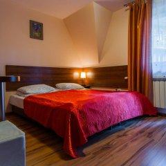 Отель Willa Wysoka Стандартный номер с двуспальной кроватью фото 3