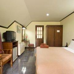 Отель Bannammao Resort 2* Бунгало с различными типами кроватей фото 2