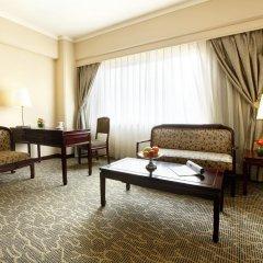 The Howard Plaza Hotel Taipei 4* Номер Делюкс с различными типами кроватей