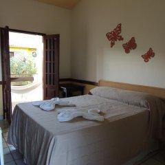 Отель Aguamarinha Pousada 2* Стандартный номер с различными типами кроватей фото 4