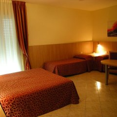 Hotel San Carlo 3* Стандартный номер с различными типами кроватей фото 4
