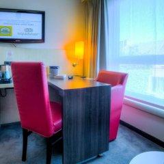 Hotel Alize Mouscron 4* Стандартный номер с различными типами кроватей фото 4