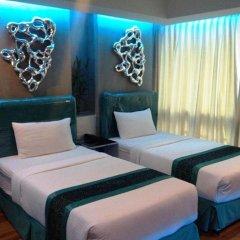 Отель BLUTIQUE Бангкок комната для гостей фото 2
