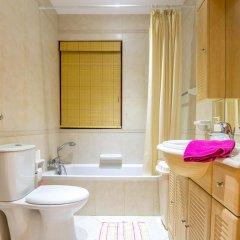Отель SeaView Apartment in Saint Thomas Bay Мальта, Марсаскала - отзывы, цены и фото номеров - забронировать отель SeaView Apartment in Saint Thomas Bay онлайн ванная фото 2