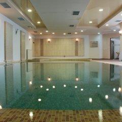 Отель Adeona SKI & SPA Болгария, Банско - отзывы, цены и фото номеров - забронировать отель Adeona SKI & SPA онлайн бассейн фото 2