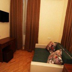 Мини-Отель Heyvany Стандартный семейный номер с двуспальной кроватью фото 5