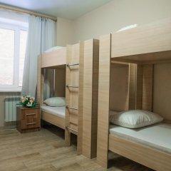 Гостиница ОК Кровать в мужском общем номере с двухъярусными кроватями
