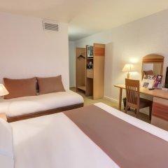 Отель ibis Styles Beauvais 3* Стандартный номер с различными типами кроватей фото 3