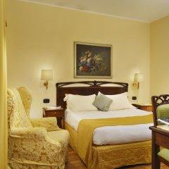 Continental Genova Hotel 4* Представительский номер фото 3
