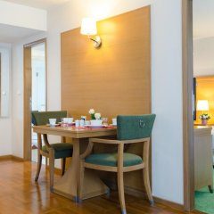 Отель At Ease Saladaeng 4* Люкс с 2 отдельными кроватями фото 8
