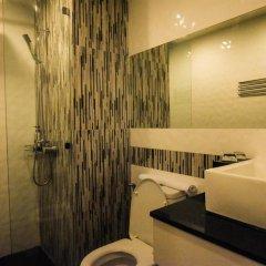 OneLoft Hotel 4* Номер Делюкс с двуспальной кроватью фото 3