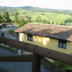 Отель I Tre Ulivi Форино балкон