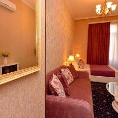 Отель King David 3* Улучшенный номер с двуспальной кроватью фото 9
