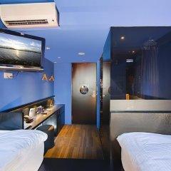 Отель PORCELAIN 3* Улучшенный номер фото 3