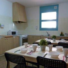 Hostel Figueres питание фото 2