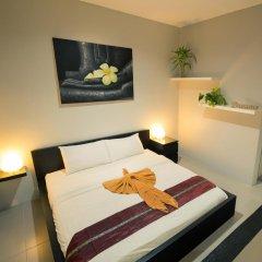 Отель Infinity Guesthouse 2* Улучшенный номер с различными типами кроватей