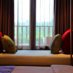 Отель THE HAVEN SUITES Bali Berawa 4* Люкс с различными типами кроватей фото 3