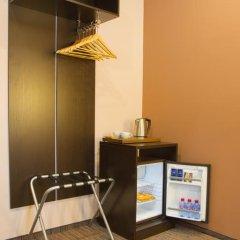 Гостиница Visit Center Gorki Leninskie 3* Улучшенный номер разные типы кроватей фото 4