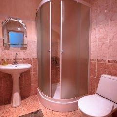 Отель Шато Леопард Домбай ванная