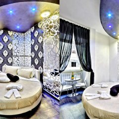 Отель Suite Paradise 3* Номер Делюкс с различными типами кроватей фото 6