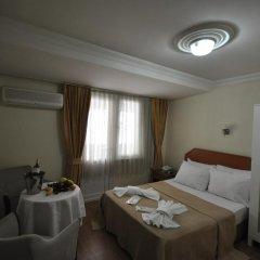 Отель Sen Palas 3* Стандартный номер с двуспальной кроватью фото 4