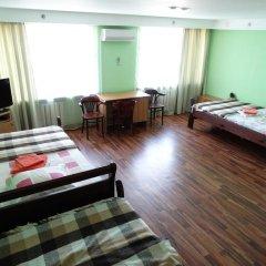 Гостиница Аэро Стандартный номер с различными типами кроватей фото 22
