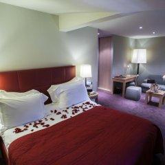 Отель Baud Hôtel Restaurant 4* Люкс с различными типами кроватей фото 9