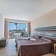 Отель Aparthotel Ponent Mar Улучшенные апартаменты с двуспальной кроватью фото 3