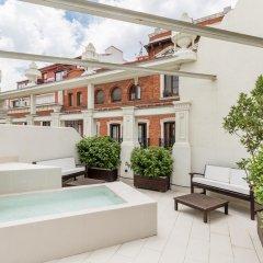 Отель Room Mate Alicia Мадрид балкон
