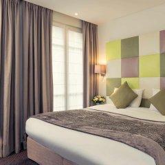 Отель Mercure La Sorbonne 3* Стандартный номер