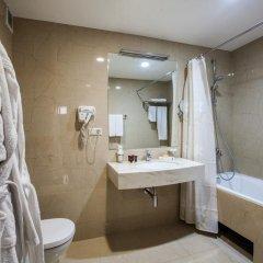 Отель Aviatrans 4* Номер Делюкс с двуспальной кроватью фото 3